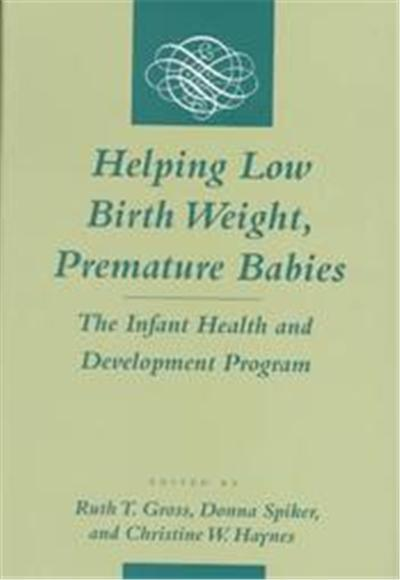 Helping Low Birth Weight, Premature Babies