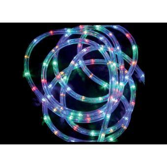 guirlande lumineuse ext rieur tube led 8 fonctions 18 m multicolore luminaires ext rieur. Black Bedroom Furniture Sets. Home Design Ideas