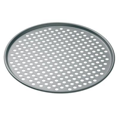 Master class non-stick pizza baking pan- round 32 cm