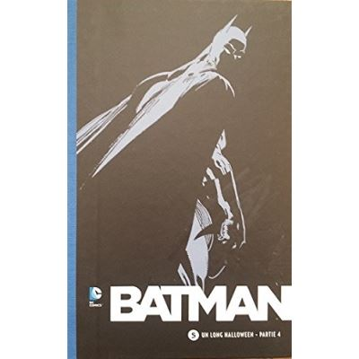 Collection BATMAN 75 ans - Volume 5 - Un long Halloween - Partie 4