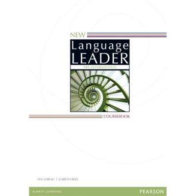 New Language Leader: Pre-Intermediate Coursebook (Paperback)