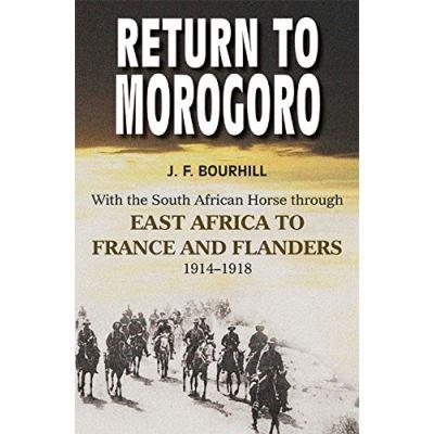Return to Morogoro - [Livre en VO]