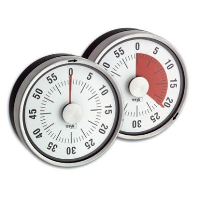 TFA DOSTMANN PUCK / 38.1028.10 MINUTEUR DE CUISSON ANTHRACITE