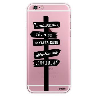 coque ecriture iphone 6
