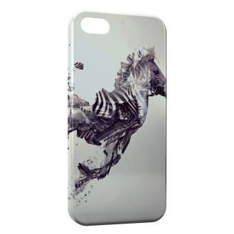 coque iphone 7 zebre