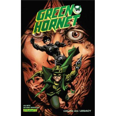 Green Hornet Volume 6 (Paperback)