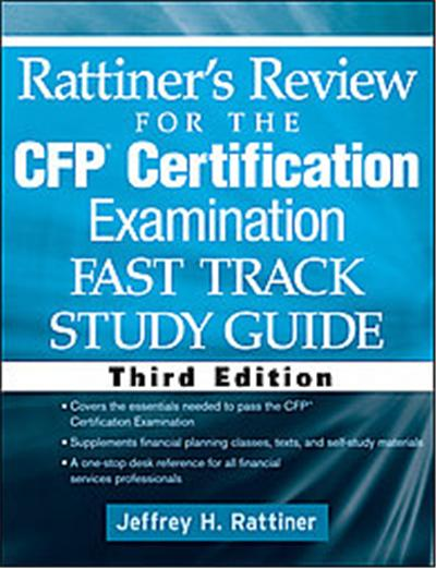 Rattiner's Review for the CFP Certification