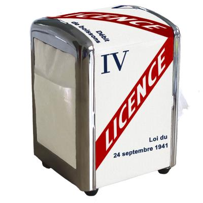 Distributeur de serviettes Licence IV