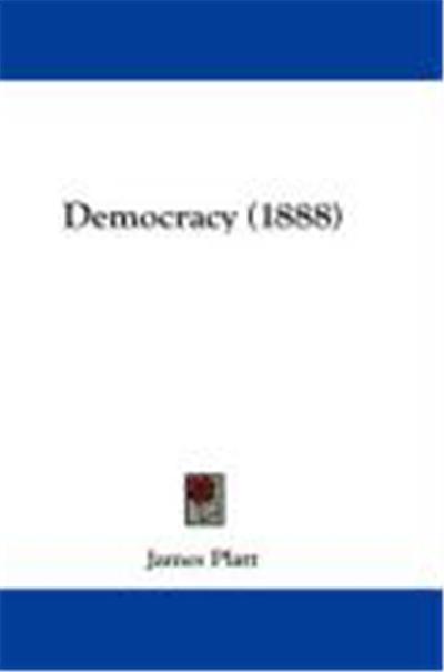 Democracy (1888)