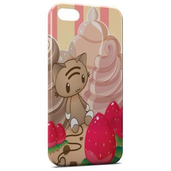 Coque iPhone 5C Kawaii Style Candy