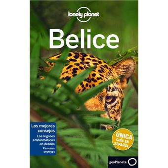 Belice-lonely planet