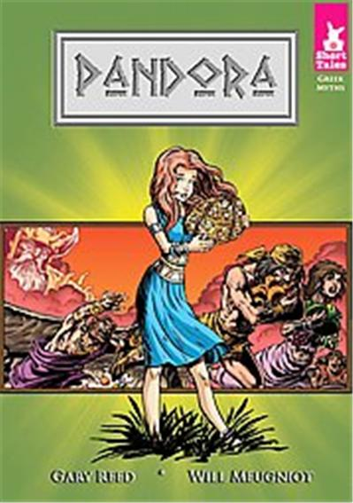 Pandora, Short Tales Greek Myths