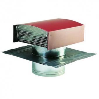 Sortie de toiture vmc 160 mm aldes en galva pour tuile douille achat prix fnac for Prix de tuiles pour toiture