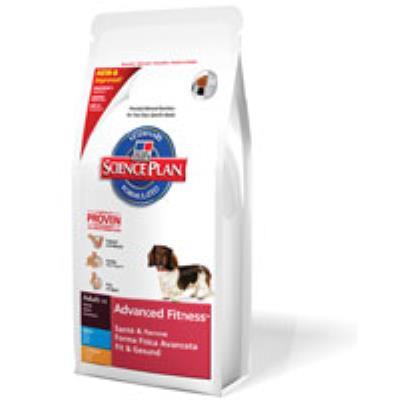 Croquettes hill´s science plan canine adulte mini poulet sac 2,5 kg