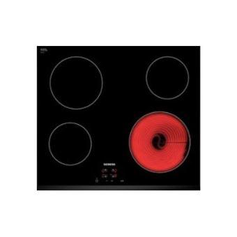 Noir Siemens ET651HE17E Plaque de cuisson /à vitroc/éramique