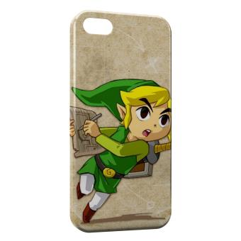 Coque iPhone 7 Zelda Junior