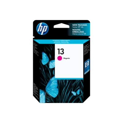 Obtenez des couleurs éclatantes et une excellente qualité photo. La formulation brevetée de l'encre teintée de la cartouche d'encre HP 13 offre des résultats professionnels et fiables, en toute facilité.