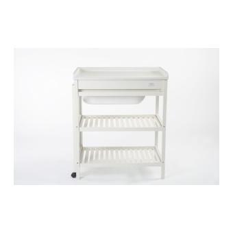 Quax - Table à langer milk baignoire coulissante quax ...