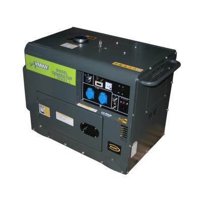 Générateur Diesel 5.5 KW 230V + Dém. automatique