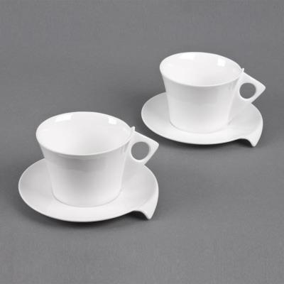 Table Passion - Coffret 2 Petit Dejeuner 32 Libra Blanc