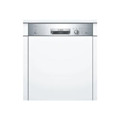 Bosch Serie 2 SMI24AS00E lave-vaisselle - intégrable - inox