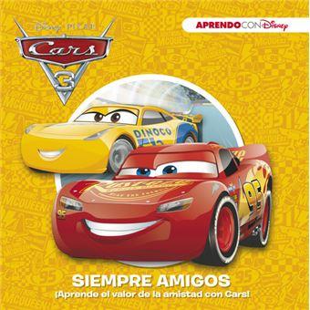 Cars-siempre amigos-aprendo con val