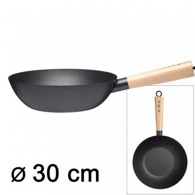 Wok anti-adhesif Pure Orient, 30 cm