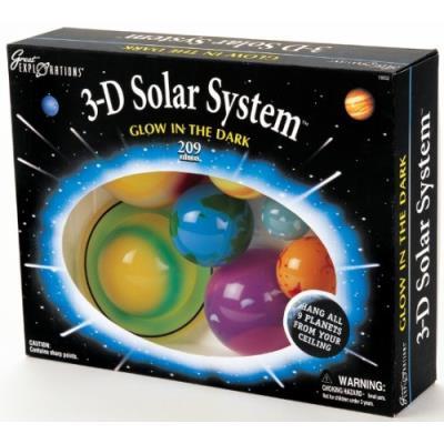 University games europe - a1002155 - ameublement et décoration - mobile - système solaire 3 d