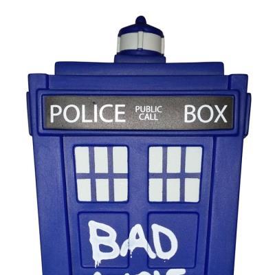 Doctor Who - Figurine Titans Bad Wolf Tardis 16 cm
