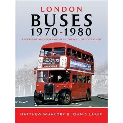 London Buses 1970-1980