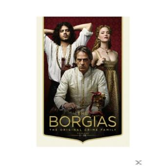 BORGIAS - SEASON 1-3 (11DVD) (IMP)