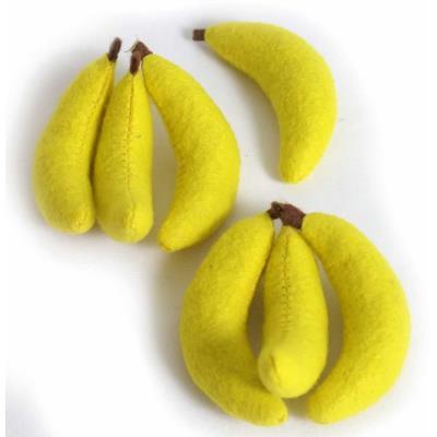 Bananes en peluche Carl