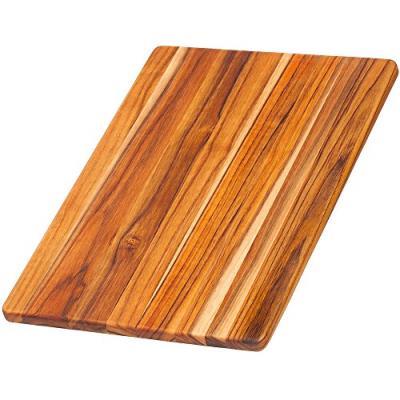 Teakhaus th404 planche à découper bois multicolore 40 x 28 x 1,4 cm
