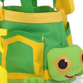 Saccoche et Outils de jardinage Jeu de plage tortue pour enfants dès ...