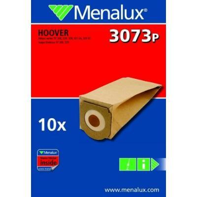 MENALUX 3073P 10 SACS ASPIRATEUR COMPATIBLE POUR HOOVER ATHIS