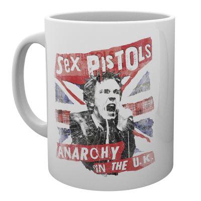 Tasse Sex Pistols Union Jack