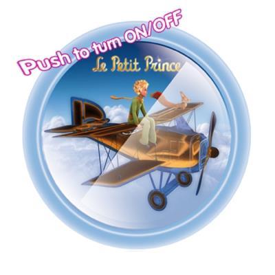 Veilleuse Led sans fil Le Petit Prince