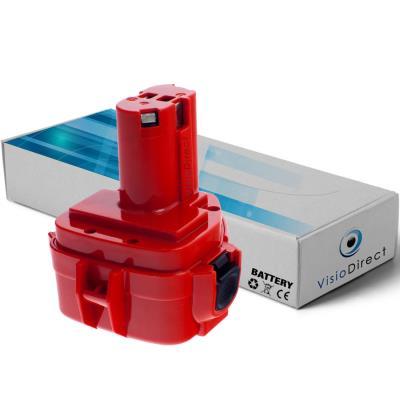 Batterie pour MAKITA VR Series outils sans fil 3000mAh 12V - Visiodirect -