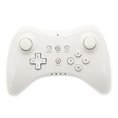 Domaines d'activité: Wii UCaracteristiques: BluetoothContenus du colis: 1 Port USB,1 ManetteModèle de couleur: Noir,Blanc Interface: Sans filDimension (cm): 17.0 x 11.0 x 5.0 cmMatériel: ABSType de produit: Wii U AccessoriesType d'accessoire: Manettes