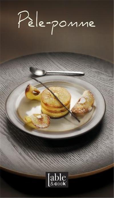 Table & cook livre recette pele pomme*1805