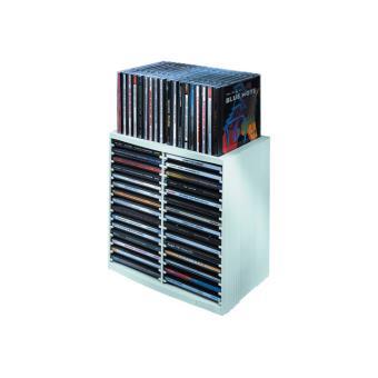 fellowes cd spring armoire de rangement pour cd accessoires achat prix fnac. Black Bedroom Furniture Sets. Home Design Ideas