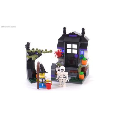 Lego Seasonal Set 40122 - Trick or Treat Halloween Set