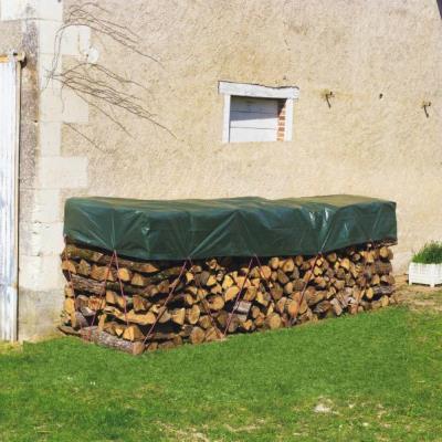 Intermas - Bâche tas de bois 1.5 x 6 PROTEX WOOD