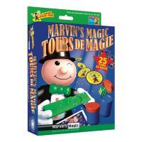 Coffret de magie Marvin's Magic N° 2 25 Tours de Magie