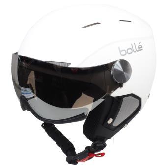 Casque De Ski Bollé Backline Visor 54 56 Cm Blanc Protection Sport
