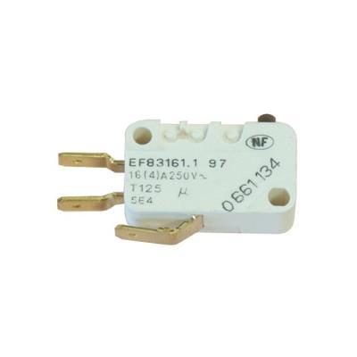 micro-switch pour four moulinex
