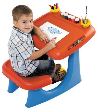 KETER KIDS - Bureau d'Activités Sit and Draw