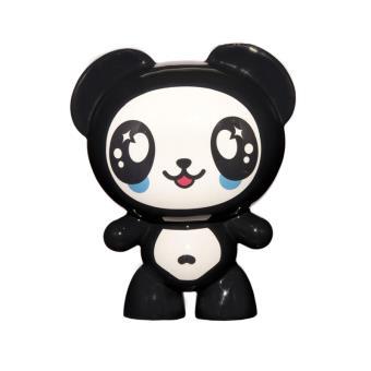 2931 sur sculpture crazy panda noir et blanc objet de dcoration fun et original achat prix fnac