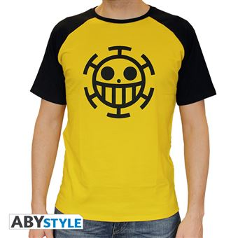 ONE PIECE - Tshirt Trafalgar Law homme MC