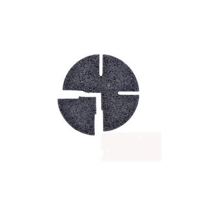 Cale amortisseur gomme contact en pneu recyclé - 100 pièces - Jouplast